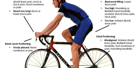 Tips for Proper Bike Posture